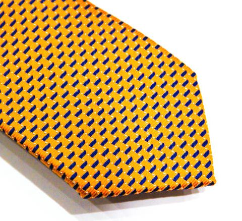 orange 5ieme avenue tie