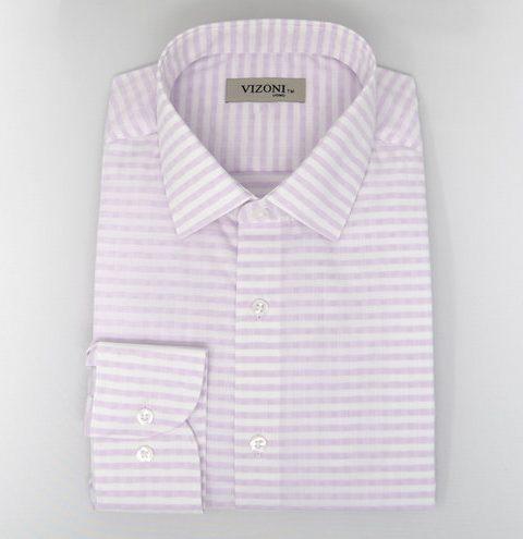 pink gingham check shirt 5ieme avenue