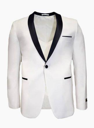 Black Shawl Tuxedo Blazer